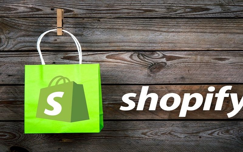 Shopify-an e-commerce company